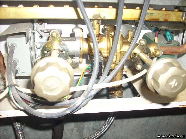 Ремонт газовых колонок своими руками вектор 17